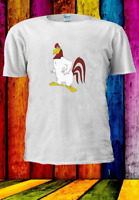 Foghorn Leghorn Rooster Funny Birthday Cotton Tee Vintage Gift For Men Women