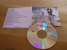 SEX AND THE CITY 2 - CYNDI LAUPER  - FRENCH PROMO CD !!!!!!!!!!