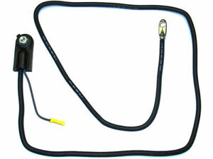 For 1972-1981 Oldsmobile Cutlass Battery Cable SMP 62763HT 1973 1974 1975 1976