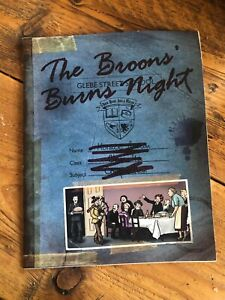 Vintage Collectable The Broons Burns Night Magazine. Published in 2000. Comics.