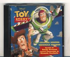 CD TOY STORY Walt Disney Riccardo Cocciante Colonna sonora originale OST