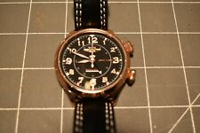 Moscow Classic Russian Watch limited #412/500 copper tone