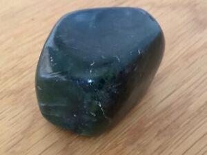 Polished Nephrite Jade Crystal 74g no2