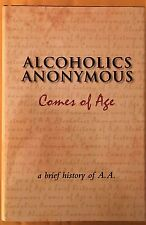 A.A. Comes of Age Brief History AA Brand New Free Shipping