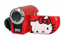 Hello Kitty Digital Camcorder 4x Zoom 720p HD Video Recorder 31009 LCD Screen