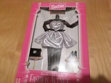 Fashion Avenue Genuine Mattel Barbie Fashion - Silver dress - 1996 Nrfb!