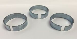 1937-1953 Chevy CAR & TRUCK intake manifold SLEEVES SET OF 3 new GM# 837273