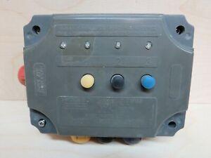 YAMITSU KOCKNEY KOI POND SWITCH BOX SPARE FUSES 8 amp 2.5 amp 1800w 500w