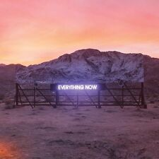 ARCADE FIRE 'EVERYTHING NOW' (Day Version) CD (2017)