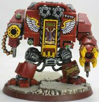 Warhammer 40K Space Marines Blood Angels Furioso Dreadnought