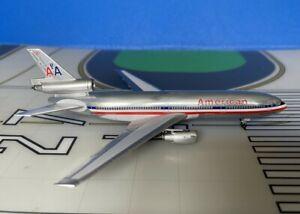 American Airlines Douglas DC-10-10 N101AA 1:400 scale diecast Aeroclassics