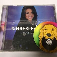 Kimberley Locke - One Love Cd Nm Us Rare 2004 Curb Records Pop R&B Rock