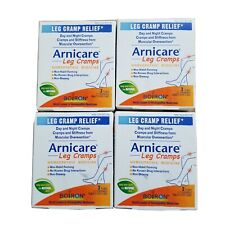 4 Boiron Arnicare Leg Cramps Homeopathic Medicine Pain Relief 12 tubes 4/2021