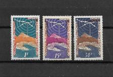 MONACO - 1951 YT 376 à 378 - TIMBRES NEUFS* légère trace de charnière - 02