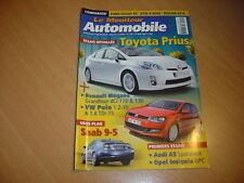Le Moniteur N°1452 Ford Focus RS / KTM X-Bow / Nissan GT-R.Prius 1.8 VVT-i