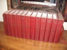 Charles Greeley Abbott / SMITHSONIAN SCIENTIFIC SERIES ILLUSTRATED 1934 1-12 vol