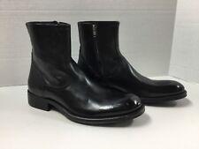 NEW To Boot New York Adam Derrick Men's Black Harrison Side Zip Boots  Size 9.5
