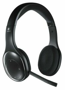 Logitech H800 Black Wireless Over The Head Headset with Mic