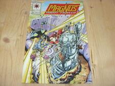 Magnus: Robot Fighter   #40   Near Mint