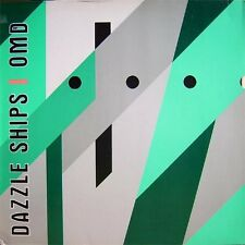 OMD Dazzle Ships Original German Lp