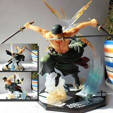 Anime One Piece Roronoa Zoro Battle Version 18cm Action Figure Figuarts