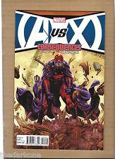 AVX CONSEQUENCES #4 AVENGERS VS  X-MEN  BROOKS VARIANT COVER MARVEL COMICS