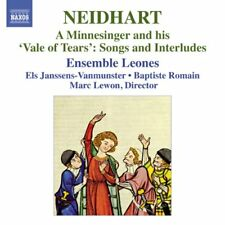 Els Janssens-Vanmunster - Neidhart: A Minnesinger and his Vale of Tears [CD]