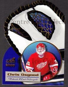 1999-00 Aurora Glove Unlimited #8 Chris Osgood