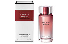 Karl Lagerfeld FLEUR DE MURIER eau de parfum  100 ml 3.3 oz new in box sealed