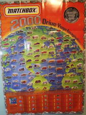 MATCHBOX COLLECTORS 2000  WALL POSTER - NEW