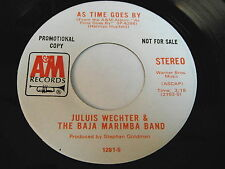 Julius Wechter & The Baja Marimba Band: As Time Goes By 45