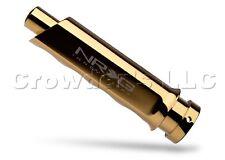 NRG Emergency Hand Grip Brake - Chrome Gold - Part # HK-800C/GD - BRAND NEW