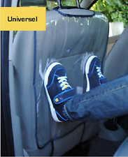 Protege dossier arriere de voiture en PVC pour proteger l'arriere des sieges