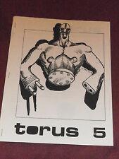Torus #5 : Toronto Canada science fiction fanzine Taral Wayne Ben Bova