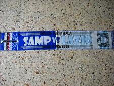 sciarpa SAMPDORIA - LAZIO final coppa italia 2009 football club scarf