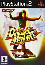 DANCING STAGE MEGAMIX  PS2 USATO