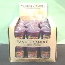 (G-O) 18 Yankee Candle VOTIVE CANDLES By the CASE - Scent CHOICES New & Retired