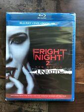 FRIGHT NIGHT 2 Blu-ray New Free Ship