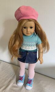 American Girl Mia Doll