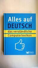 Alles auf Deutsch - das verstaendliche Computerlexikon