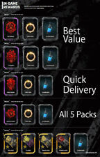 Gears Of War 5 Rockstar DLC Codes [Packs 1,2,3,4,5] Banners, Boosts, Lancers
