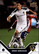 2011 Upper Deck MLS #86 Omar Gonzalez