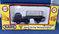CLASSIX - JENSEN JEN-TUG - BRITISH RAILWAYS  - 1/76 SCALE / 00 GAUGE - EM76503