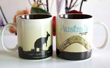 New Starbucks Coffee Mug Collector Series Australia City Mugs 16oz
