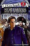Night At The Museum/ Larry's Friends and Foes Kid's  Paperback Book