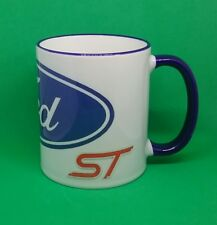 Ford focus ST coffee mug mechanic motor  rallying work gift birthday boyfriend