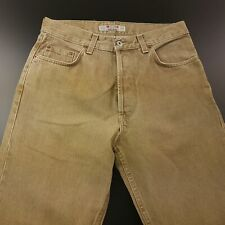 Mustang OREGON Mens Vintage Jeans THICK DENIM W30 L32 Brown Regular Straight