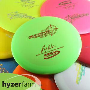 Innova WYSOCKI SOCKI-SIG STAR DESTROYER *pick color/weight* Hyzer Farm disc golf