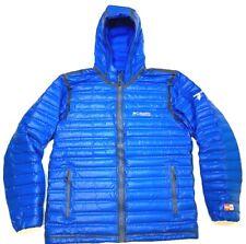 COLUMBIA ti TITANIUM hooded OUTDRY waterproof 700 DOWN puffer JACKET sz L coat