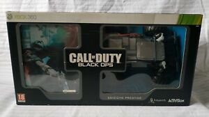 XBOX 360 — Call Of Duty Black Ops Prestige (Limited/Collector's Edition)